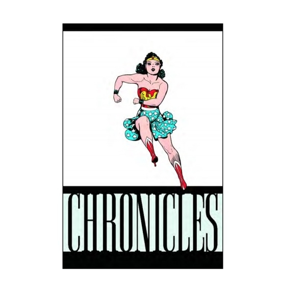 DC Comics Wonder Woman Chronicles Volume 1 Paperback