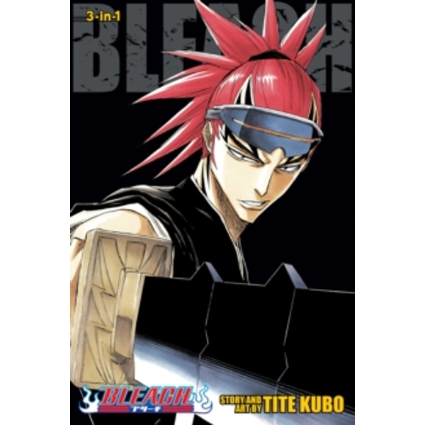 Bleach (3-in-1 Edition), Vol. 4: Includes vols. 10, 11 & 12 by Tite Kubo (Paperback, 2013)