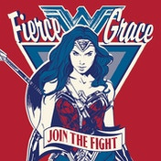 Wonder Woman - Join The Fight Canvas