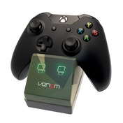 Venom Twin Dock Charging Station Camo Edition Plus Xbox One V2 Controller