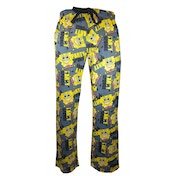 Spongebob Squarepants 'Party Sponge' Loungepants XX-Large One Colour