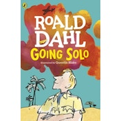 Going Solo by Roald Dahl (Paperback, 2016)
