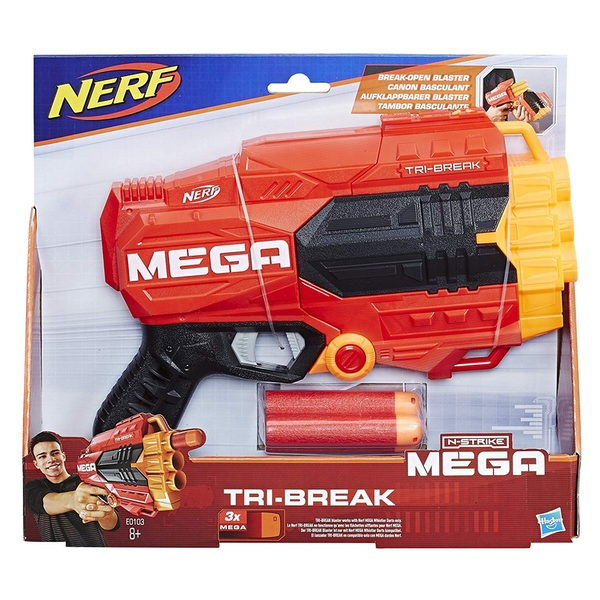 NERF - N-Strike Mega Tri Break