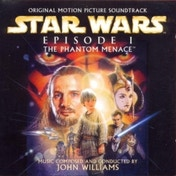 Star Wars: The Phantom Menace CD