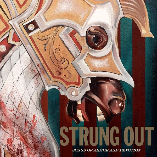 Strung Out - Songs Of Armor And Devotion Vinyl