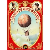 Around the World in 80 Days Board Game