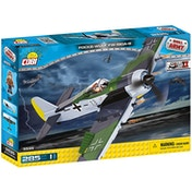 Cobi Small Army WWII Focke Wulf FW 190 A-8 Aircraft 285 Toy Building Bricks