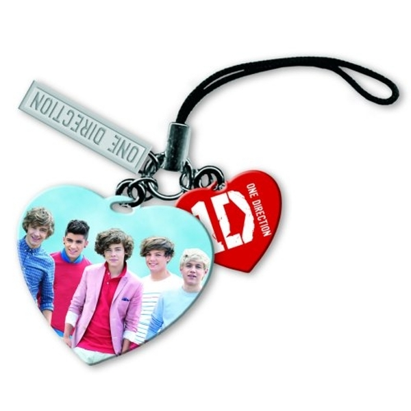 One Direction - Group Shots Phone Charm