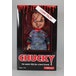 Mezco Chucky 15 Inch Scarred Figure with Sound - Image 2