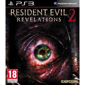 Resident Evil Revelations 2 PS3 Game
