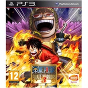 One Piece Pirate Warriors 3 PS3 Game
