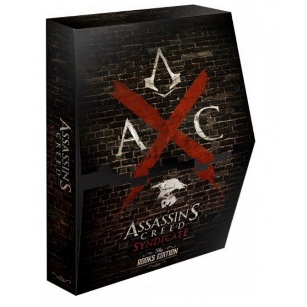 Assassin's Creed Syndicate The Rooks Edition PS4 Game