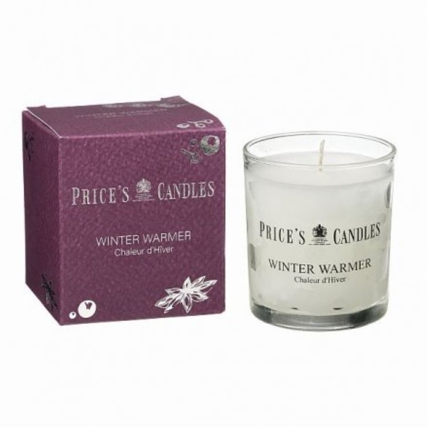 Luxury Candle Winter Warmer