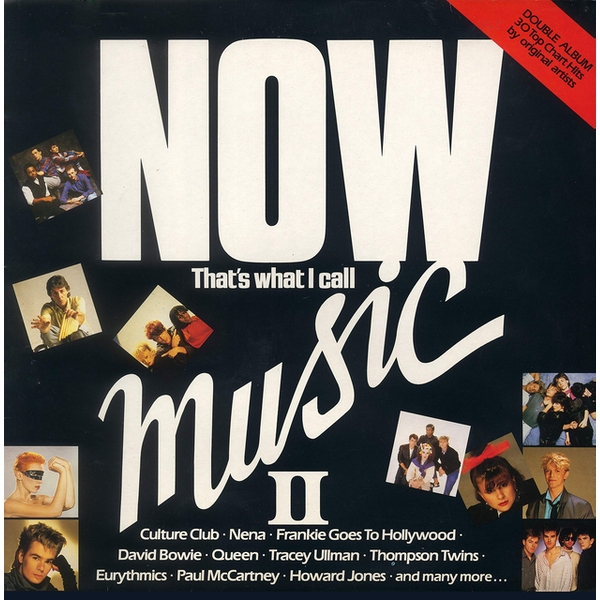 Various Artists - Now Thats What I Call Music 2 Vinyl