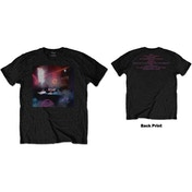 Prince - Watercolours Men's Medium T-Shirt - Black