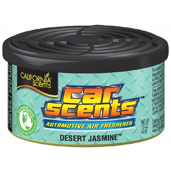 California Scents Desert Jasmine Car/Home Air Freshener