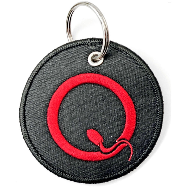 Queens Of The Stone Age - Q Logo Keychain