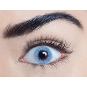 Buckingham Blue 1 Day Natural Coloured Contact Lenses (MesmerEyez)