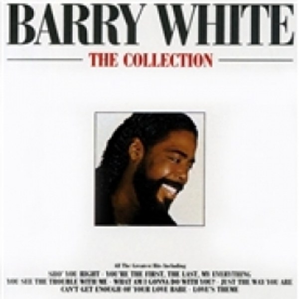 Barry White The Collection CD