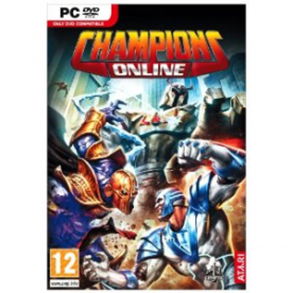 Champions Online Game PC