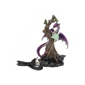 Woodland Flight Dragon Statue