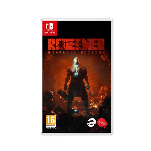 Redeemer Enhanced Edition Nintendo Switch Game