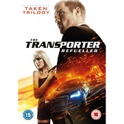 Transporter Refuelled DVD