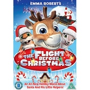 Flight Before Xmas DVD