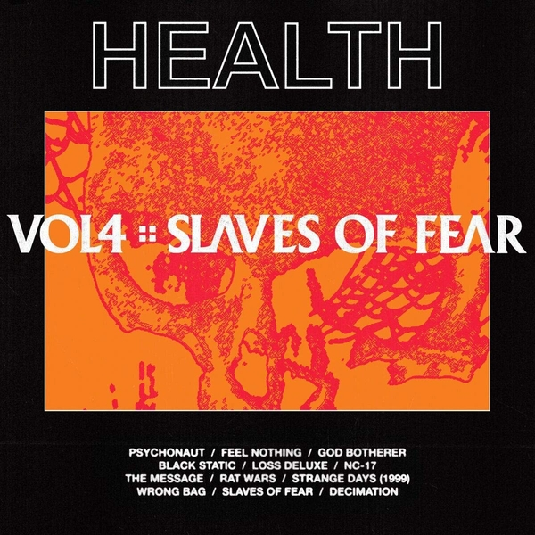 Health - Vol. 4: Slaves Of Fear Vinyl