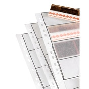 Hama Negative Sleeves, Parchment, 4 Strips of 3 Negatives, 6x6 cm, 25 pcs.