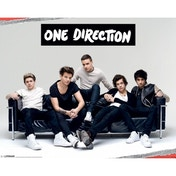 One Direction (sofa) Mini Poster