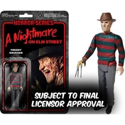 Freddy Kreuger (Nightmare on Elm Street) Funko ReAction Figure 3 3/4 Inch