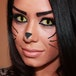 Wild Yellow Cat 1 Day Halloween Coloured Contact Lenses (MesmerEyez XtremeEyez) - Image 3