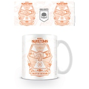 Call of Duty - Nuketown Map Mug