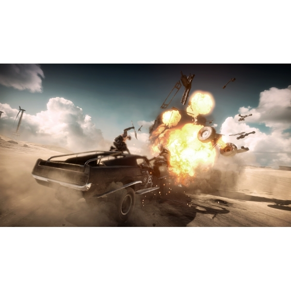 Mad Max Game PS4 - Image 4
