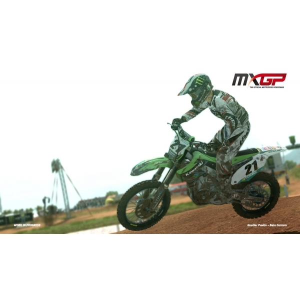 MXGP The Official Motocross Videogame Xbox 360 Game - Image 6