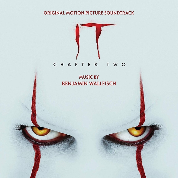 Benjamin Wallfisch ‎– It: Chapter Two (Selections From The Motion Picture Soundtrack) Vinyl