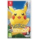 Pokemon Let's Go Pikachu! with Poke Ball Plus Nintendo Switch Game - Image 3