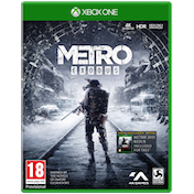 Metro Exodus Xbox One Game + Sew-On Patch