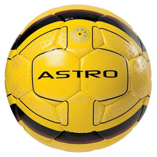Precision Astro Football (Fluo Yellow/Black) Size 4