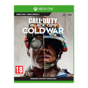 Call of Duty Black Ops Cold War Xbox One Game