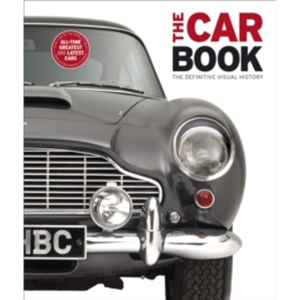 The Car Book : The Definitive Visual History