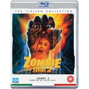 Zombie Flesh Eaters 2 Blu-ray