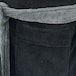 Darth Vader Embossed (Star Wars) Black Hoodless Robe - Image 5