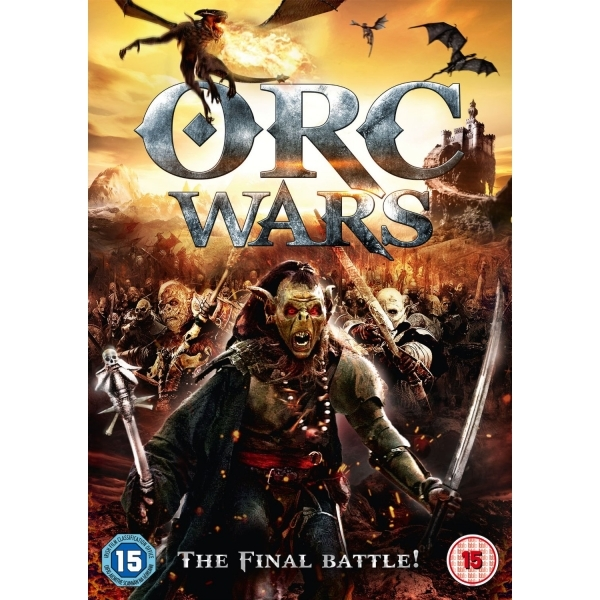 Orc Wars DVD