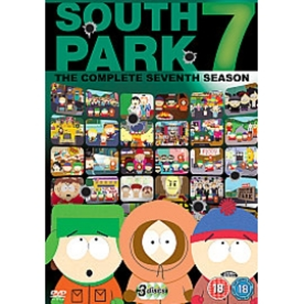 South Park Season 7 DVD