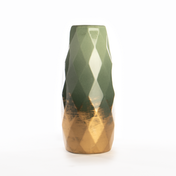 Geometric Flower Vase | M&W