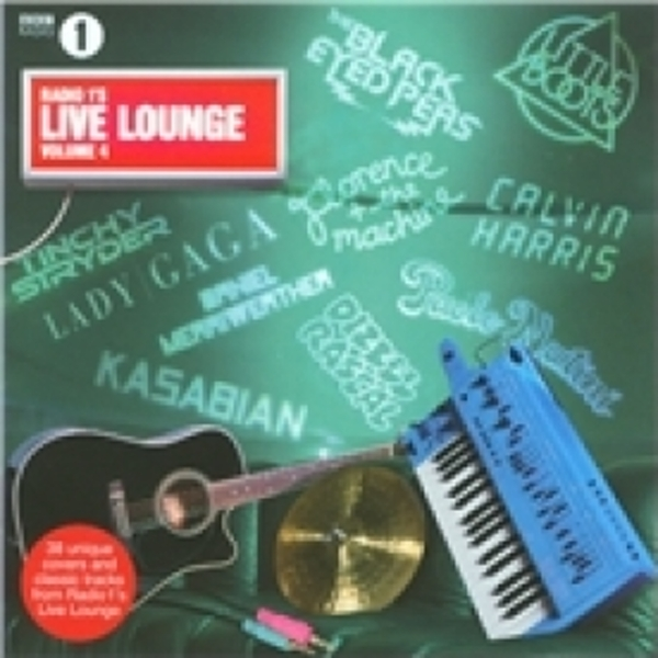 Radio 1's Live Lounge Vol.4 CD