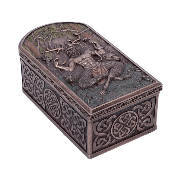 Secrets of Cernunnos Trinket Box