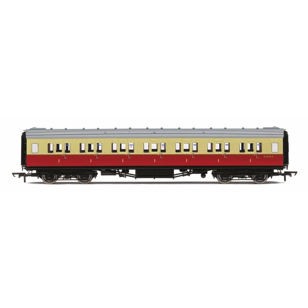 Hornby BR Maunsell Corridor First S7212S Era 4 Model Train